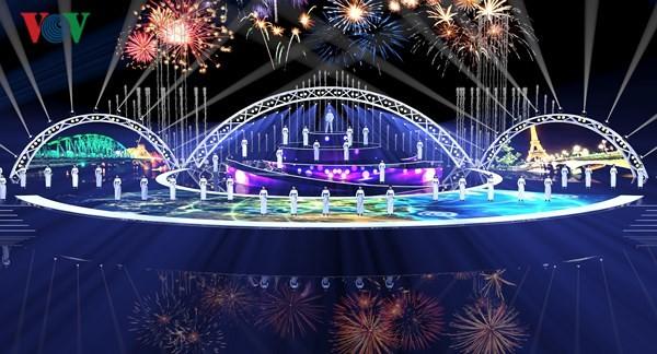 Der vierte Auftritt des internationalen Feuerwerk-Festivals 2018 - ảnh 1