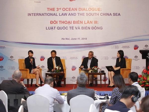 Dritter Meeresdialog in Hanoi - ảnh 1