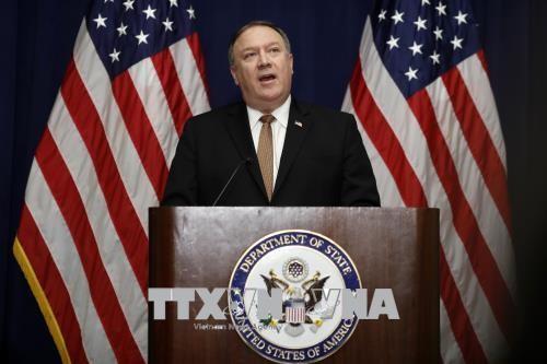US-Außenminister hofft auf die weitere Entwicklung der Beziehungen zu G7 - ảnh 1