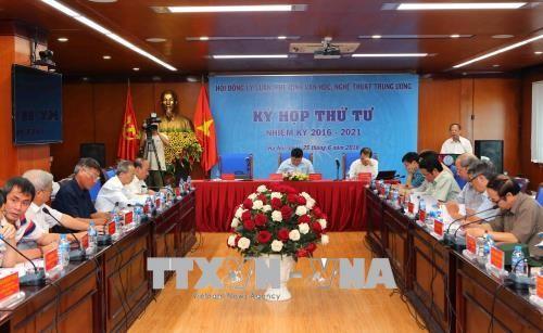 Vierte Sitzung des Zentralrates für Theorie, Literatur- und Kunstkritik - ảnh 1