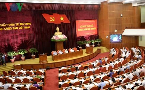 Landeskonferenz über die Korruptionsbekämpfung - ảnh 1