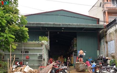 Provinzen in Nordvietnam wappnen sich gegen Überschwemmung - ảnh 1