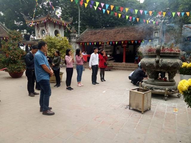 Tempel Va – Verehrung des Bergheiligen Tan Vien - ảnh 1