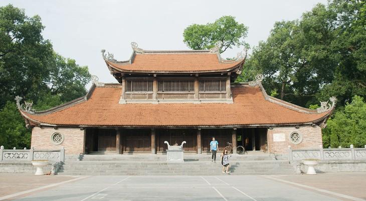 Die alte Zitadelle Son Tay: einzigartiges historisches Denkmal der Hauptstadt Hanoi - ảnh 1