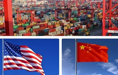 Weltwirtschaft im Strudel von Handelsstreit zwischen den USA und China - ảnh 1