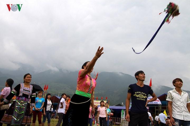 Unabhängigkeitsfest – das Fest der Mong - ảnh 1