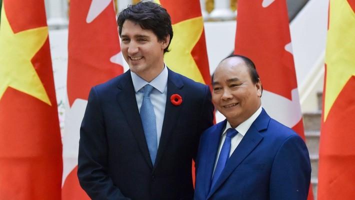 Kanada lädt Vietnam zur Teilnahme an der Ministerkonferenz der G7 über Umwelt und Energie ein - ảnh 1