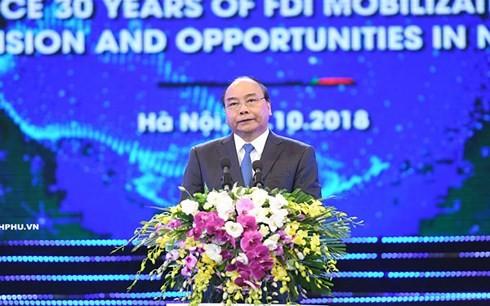 Konferenz: Vietnam führt Politik zur FDI-Zusammenarbeit durch - ảnh 1