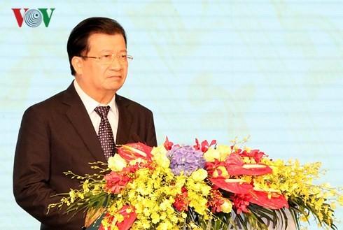 Eröffnung der 40. Konferenz der Land- und Forstwirtschaftsminister der ASEAN - ảnh 1