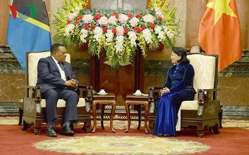 Tansania ist einer der bevorzugten Partner Vietnams in Afrika - ảnh 1