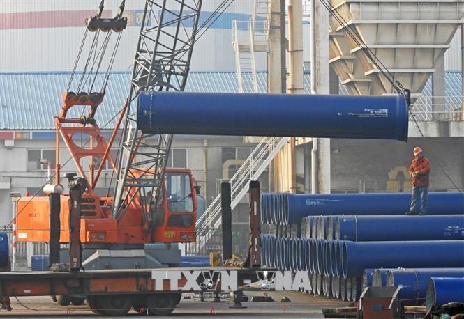 US-Präsident warnt vor einem weitern Druck auf die Wirtschaft in China - ảnh 1