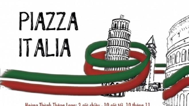 """Wiederbelebung des """"Italienischen Platzes"""" in Hanoi vom 10. bis zum 11. November - ảnh 1"""