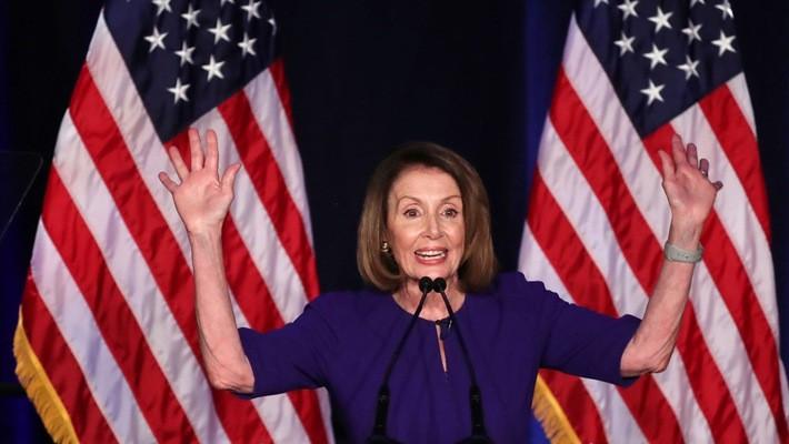 US-Zwischenwahlen: Demokratische Partei erklärt zum Sieger - ảnh 1