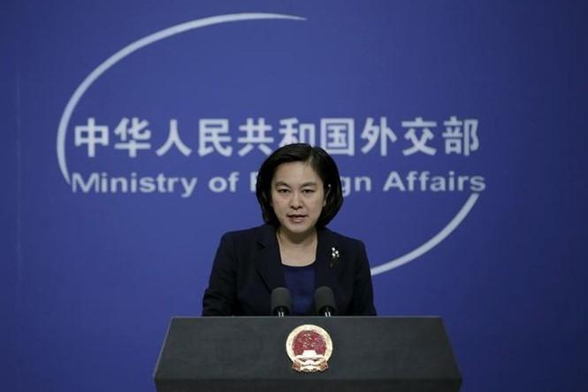 Reaktion der chinesischen Öffentlichkeit über das Ergebnis der US-Zwischenwahlen - ảnh 1