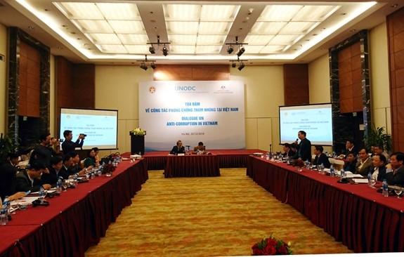 Internationaler Expert schätzt die Bemühung Vietnams um Änderung des Korruptionsbekämpfung und –prävention - ảnh 1