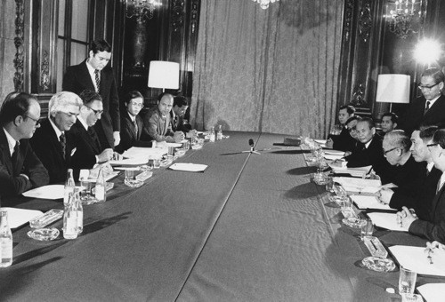 Pariser Abkommen von 1973: Großer Meilenstein der vietnamesischen Geschichte - ảnh 1