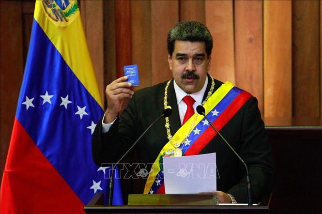 UNO erkannt die verfassungsgebende Regierung in Venezuela an - ảnh 1
