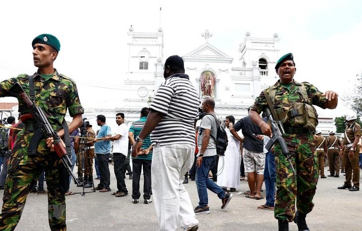 Die gestellten Fragen hinter den Anschlägen in Sri Lanka - ảnh 1