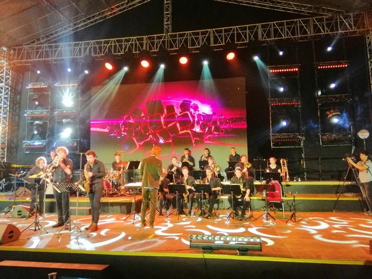 Europäischer Sommer: Hanoier genießen Jazz aus Deutschland - ảnh 1