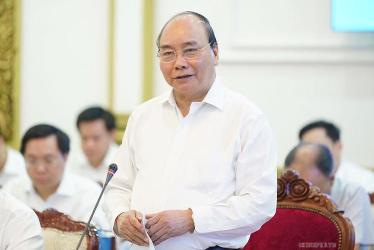 Tagung zwischen der Unterabteilung für Wirtschaft und Gesellschaft und den südvietnamesischen Provinzen - ảnh 1