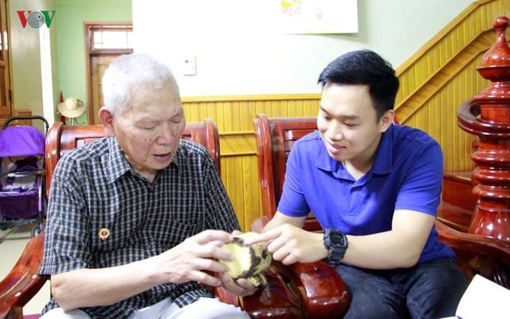 Pha Din-Pass – Der Weg der Willenstärke von jugendlichen Freiwilligen - ảnh 1