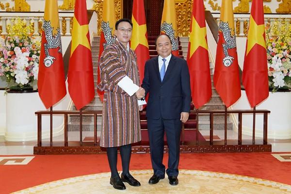 Vietnam und Bhutan bauen Zusammenarbeit in vielen Bereichen aus - ảnh 1