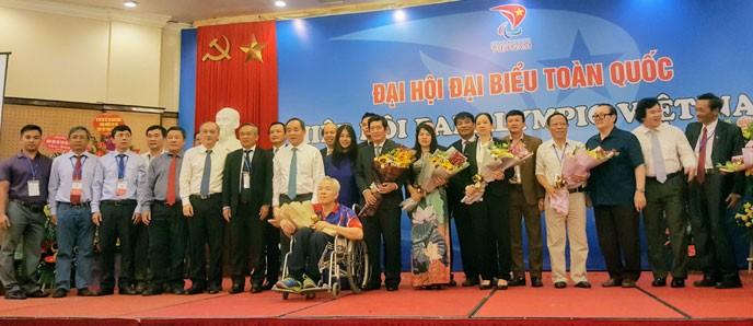 Konferenz des paralympischen Verbandes Vietnams in Hanoi - ảnh 1