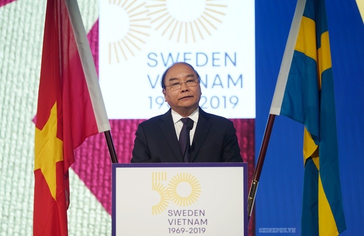 Unternehmensforum zwischen Vietnam und Schweden - ảnh 1