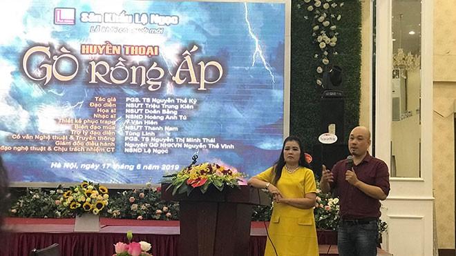 """""""Legende des Hügelchens Rong Ap"""" - eine Volksgeschichte über den König Ly Cong Uan - ảnh 1"""