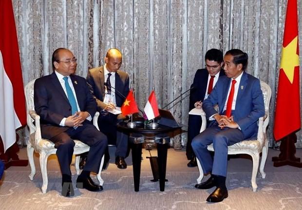 Treffen zwischen den hochrangigen Beamten der ASEAN am Rande des ASEAN-Gipfeltreffens - ảnh 1