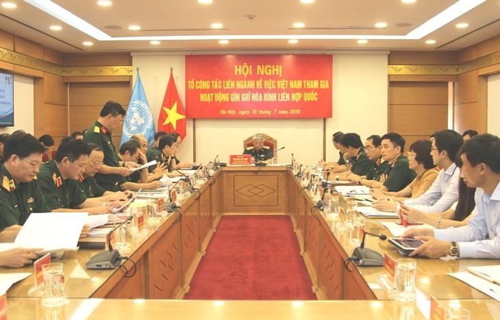 Vietnam leistet weitere Beiträge zur UN-Friedensmission - ảnh 1