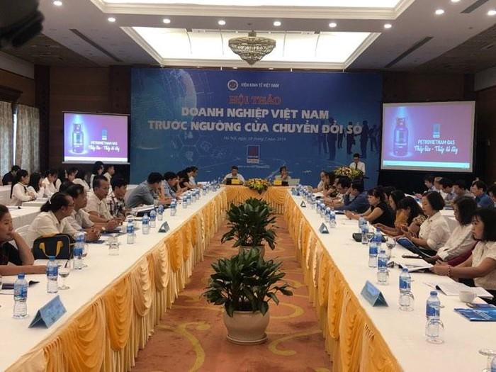 Vietnamesische Unternehmen vor Digitalisierung - ảnh 1