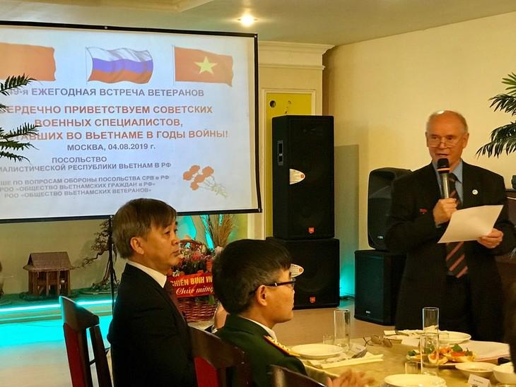 Freundschaftliches Treffen zwischen Vietnam und Russland - ảnh 1