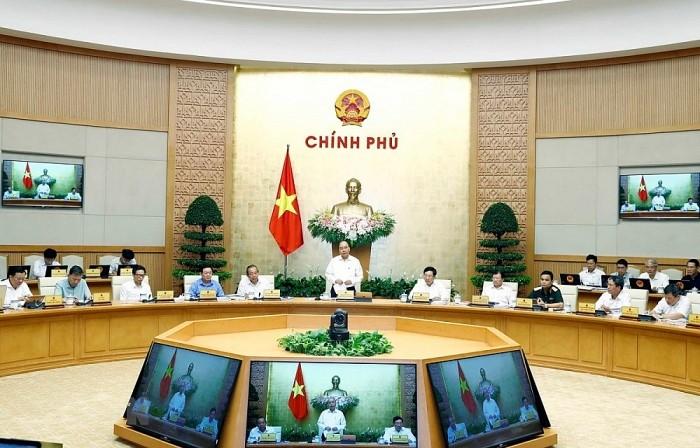 Premierminister Nguyen Xuan Phuc leitet Sondersitzung zur Gesetzgebung im Juli - ảnh 1