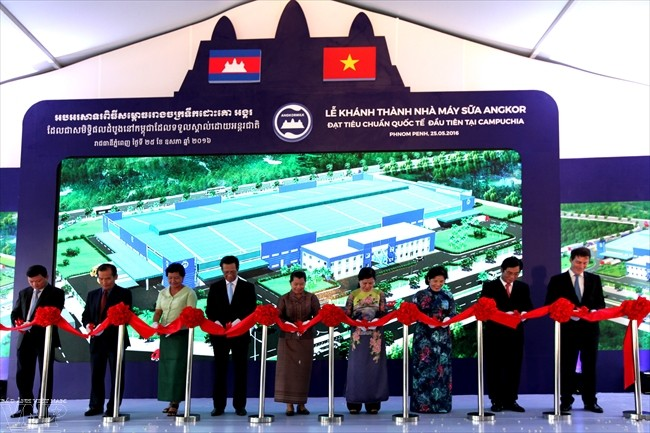 Vietnam enters top 5 biggest foreign investors in Cambodia - ảnh 2