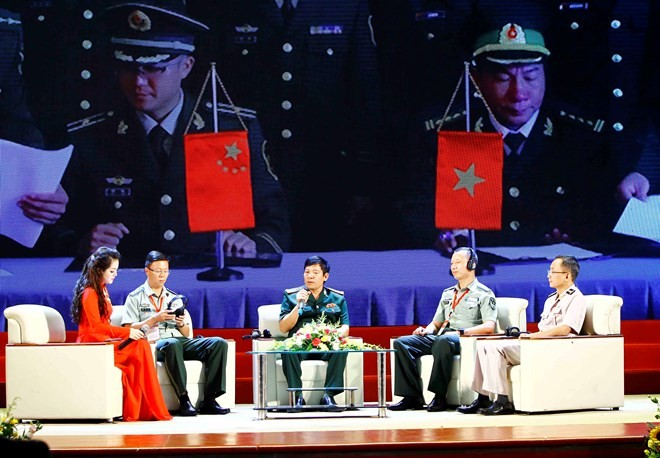 Vietnam-China defense exchange program consolidates mutual trust   - ảnh 1
