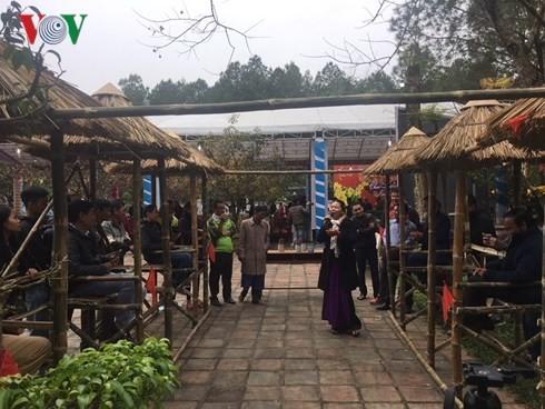 Hue's spring festival honors Tran dynasty princess  - ảnh 1