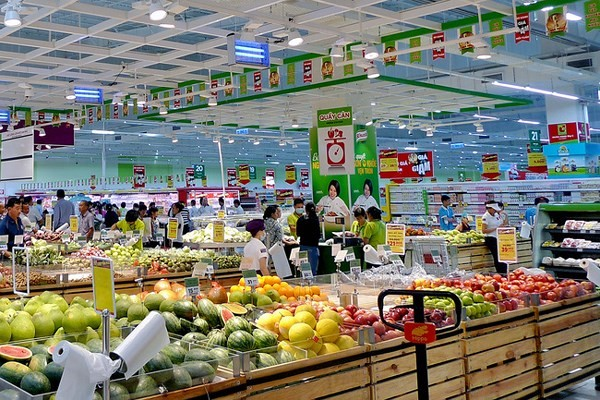 Retail sector grows 10.6% in 2017 - ảnh 1