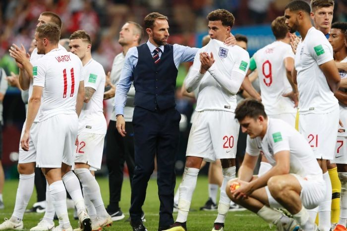 Heartbreak for England as World Cup hopes are cut short  - ảnh 1
