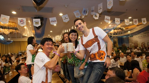 HCM city to host Oktoberfest in September - ảnh 1