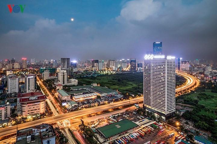 Hanoi celebrates 10 years of expansion - ảnh 2