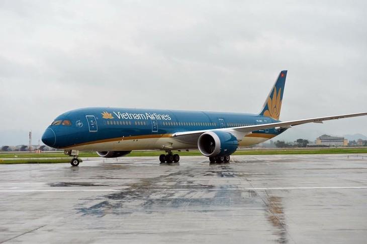 Vietnam Airlines reschedules Da Nang-Narita flights due to storm Shanshan - ảnh 1