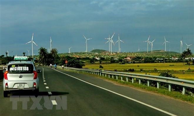 Dak Lak's wind power potential attracts investors - ảnh 1