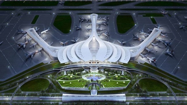 Long Thanh enters CNN's list of 16 most exciting airport projects  - ảnh 1