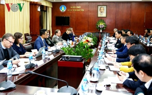 Vietnam, EU push for ratification of deal to combat illegal logging  - ảnh 1