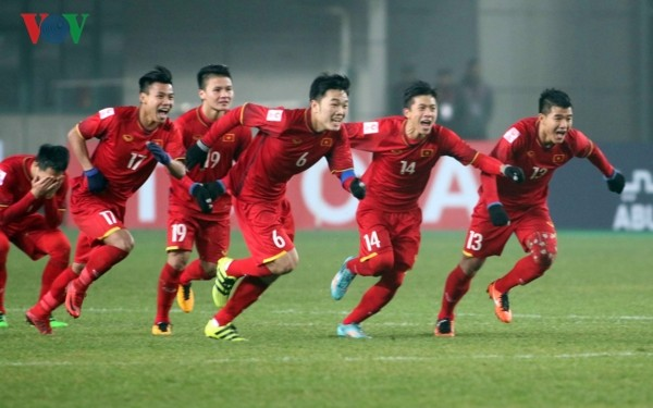 Vietnam move to 99th place in FIFA ranking - ảnh 1