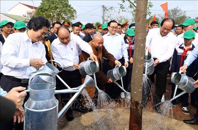 Vietnam aims to become a leading exporter of planted wood within next decade - ảnh 1
