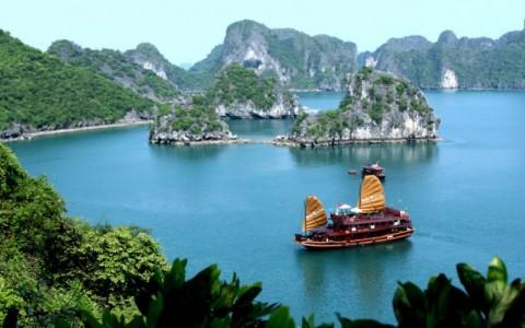 Ha Long Bay in CNN's list of 25 most beautiful places worldwide - ảnh 1