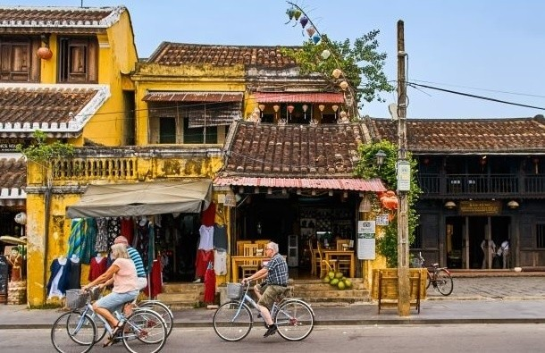Hoi An named among leading global attractions for cyclists - ảnh 1