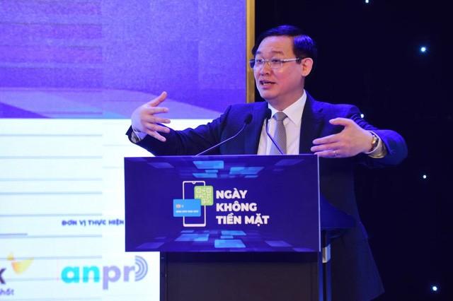 Vietnam moves towards non-cash society - ảnh 1